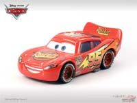 Lightning McQueen (with Rusteze sticker)