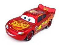 Metallic Cars 3 Lightning McQueen