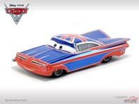 Metallic Union Jack Ramone