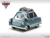 Les cars disponibles uniquement en loose Professor_z_walmart_variant