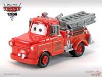 Les cars disponibles uniquement en loose Rescue_squad_mater_pack_variant