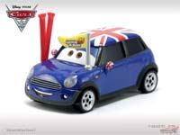 Les cars disponibles uniquement en loose Ronnie_del_cooper