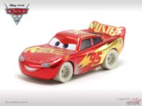 Sandy Rust-Eze Racing Center Lightning McQueen