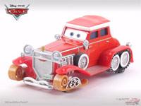 Les cars disponibles uniquement en loose Santa_car