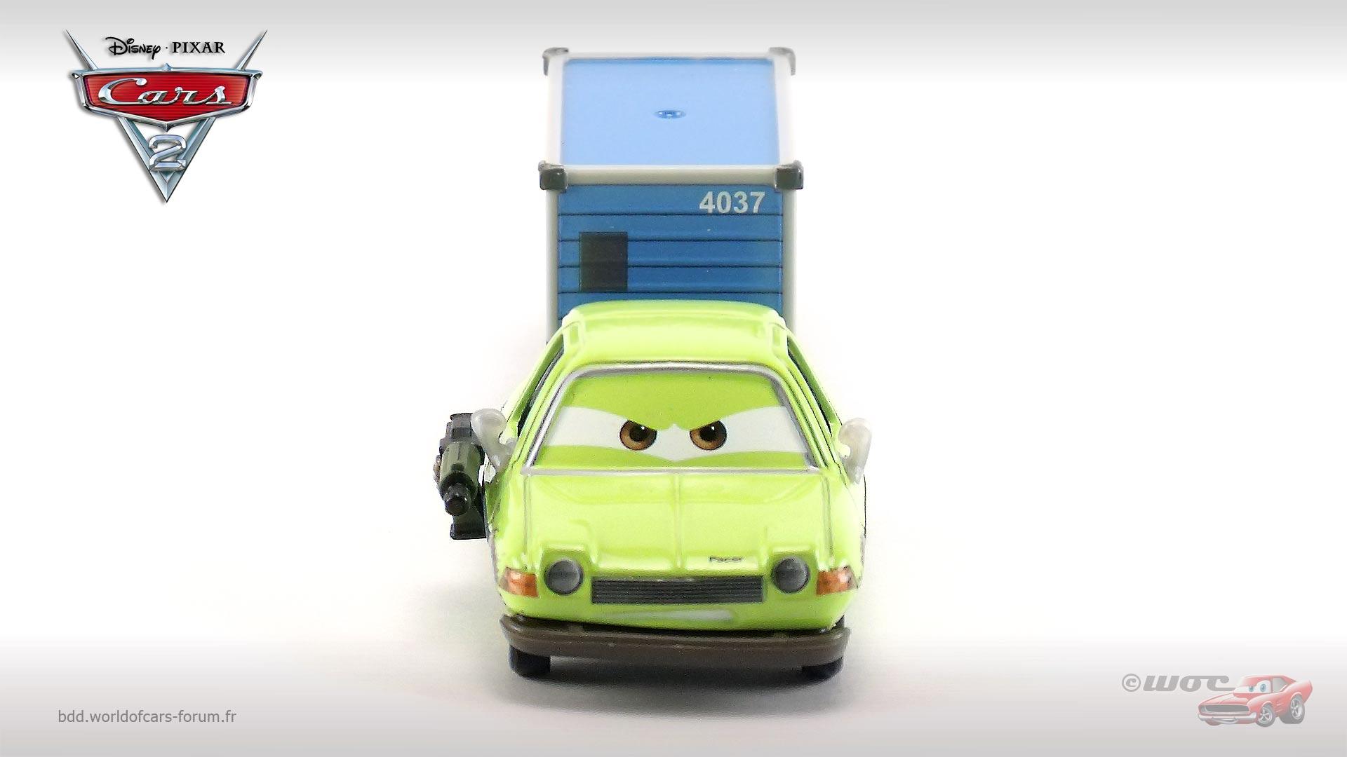 World Of Cars Pr 233 Sentation Du Personnage Acer