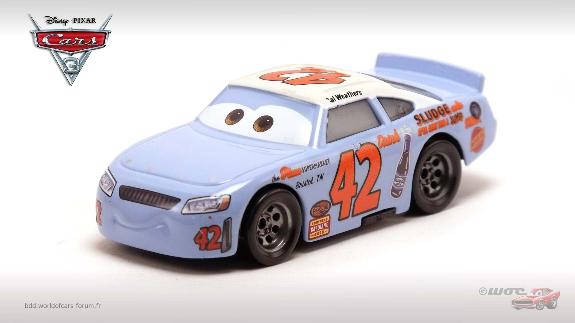 Cal Weathers (Thomasville Racing Legends)