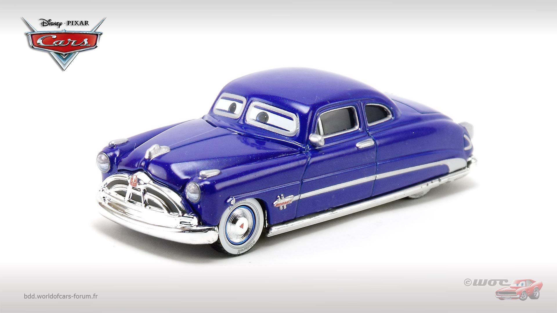 Doc Hudson (Precision Series)