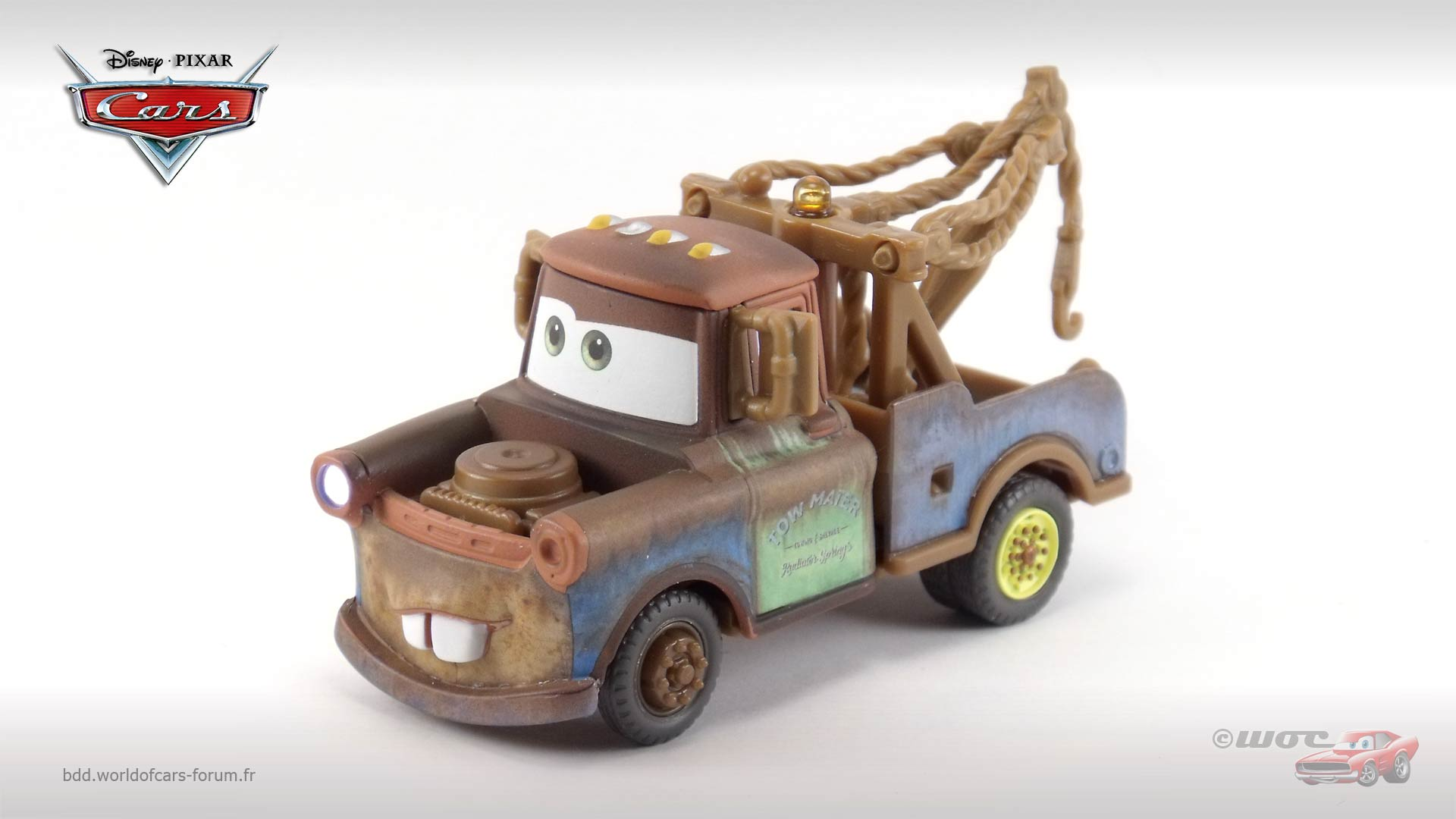 Light Up Mater