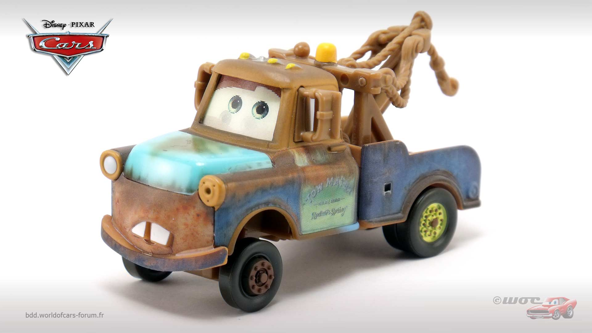 Mater with Hood (Chase)