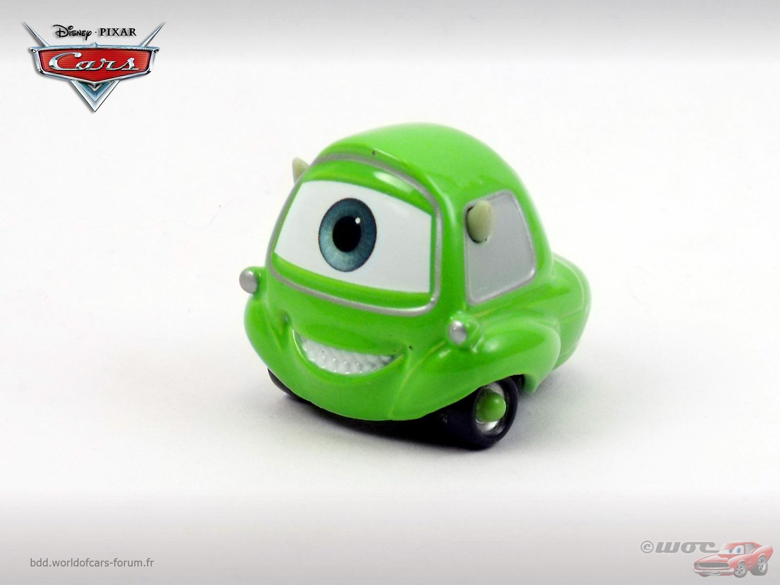 World of cars pr 233 sentation du personnage mike wazowski