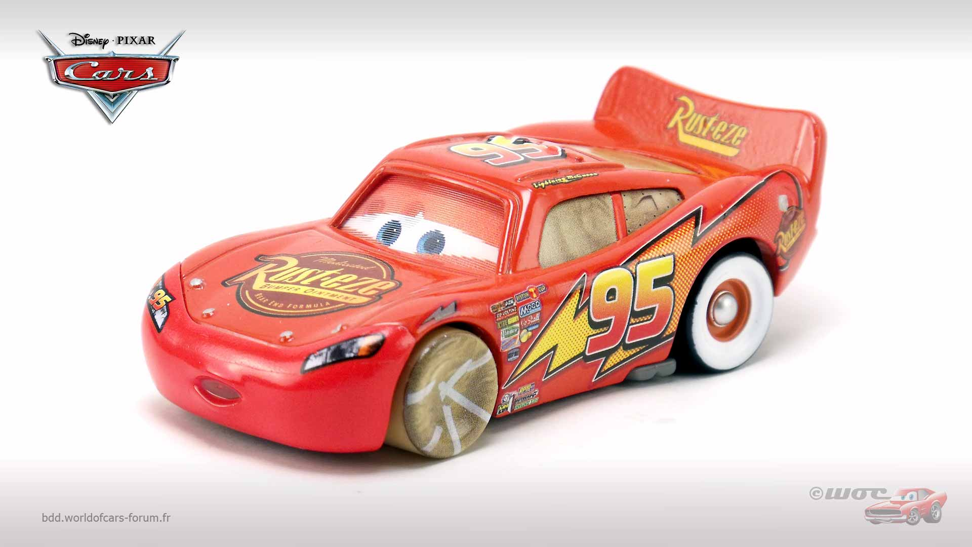 Paint Mask McQueen (Chase lenticular)