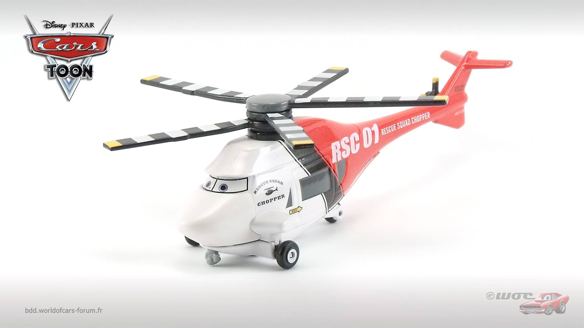Rescue Squad Chopper