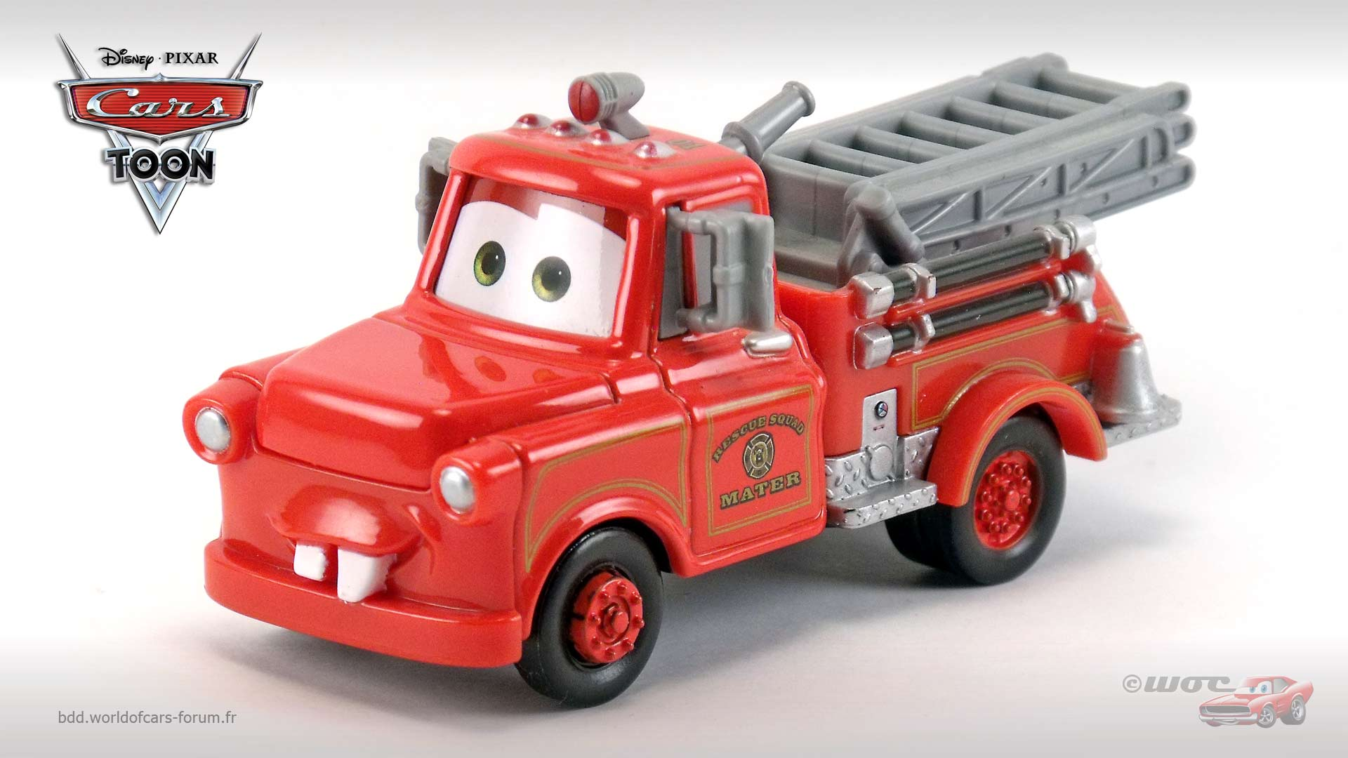Rescue Squad Mater (pack variant)