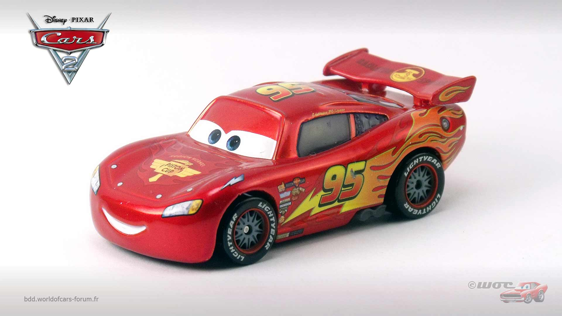 RS Team Lightning McQueen