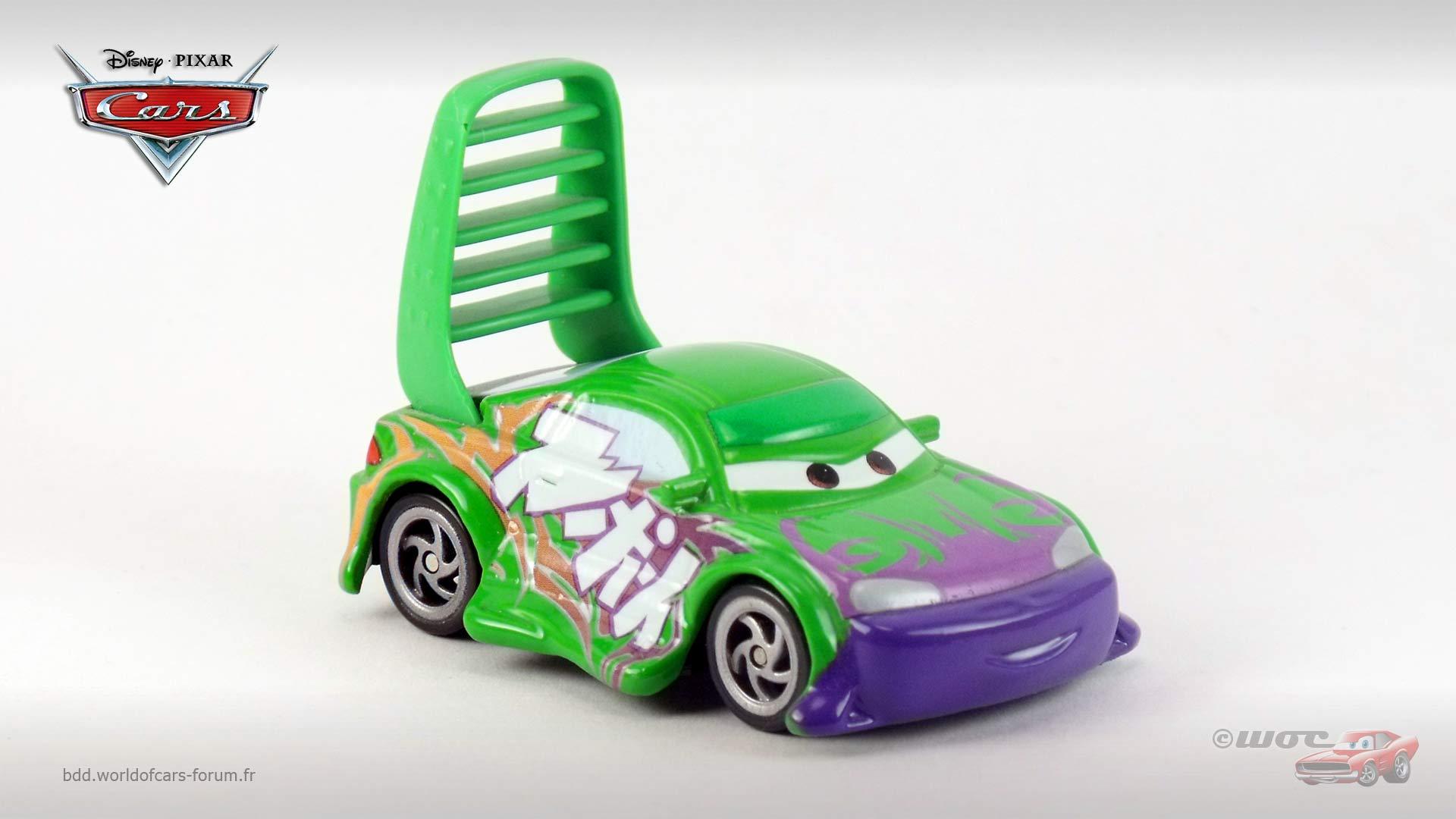 World of Cars : présentation du personnage Wingo